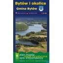 Bytów i okolice. Gmina Bytów Mapa turystyczna 2009