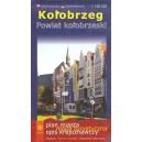 Kołobrzeg i powiat kołobrzeski Mapa turystyczna