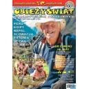 Obieżyświat Nr 4 - pierwszy polski multimedialny magazyn podróżniczy