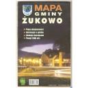 Żukowo Gmina Mapa